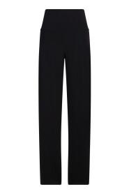Wide leg fit trousers