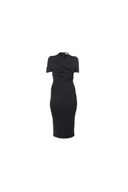 amalia dress black residus