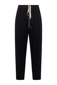 Dropped-crotch trousers