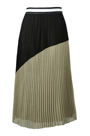 Midi Skirt Pleated