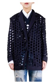 Punched Holes Jacket