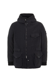 41131 David Light-TC With Micropile Hooded Jacket