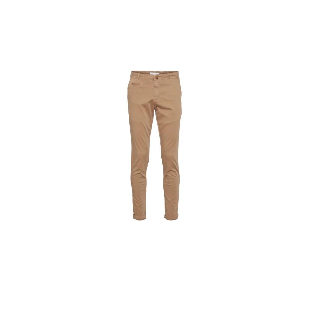 JOE slim chino pants Knowledge Cotton Apparel