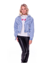Denim Biker Colorful rebel