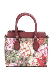 Pre-owned Small GG Blooms Satchel