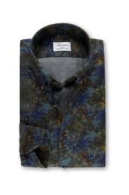 Flannel Allover Print 712261-7821 Skjorter