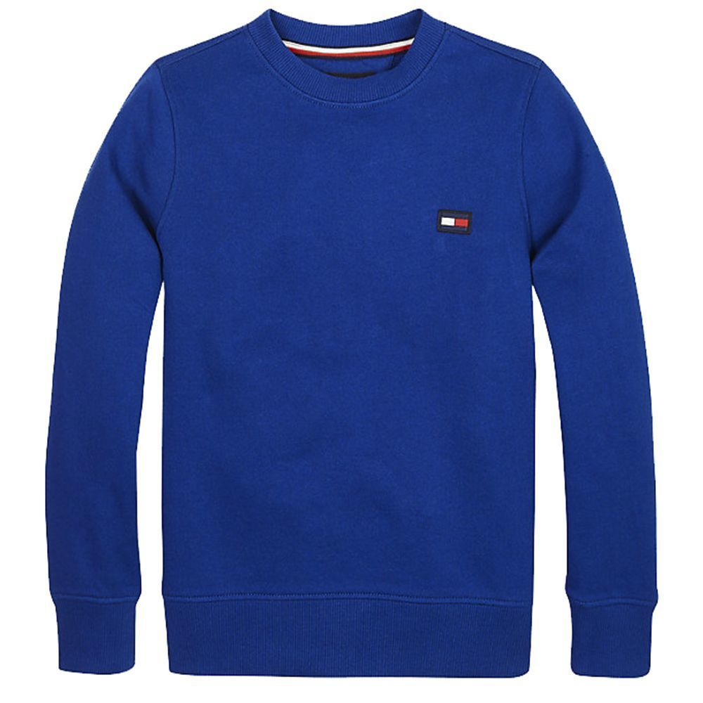 Pure Cotton Flag Sweater