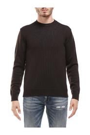 CREW NECK MERINO UNITED 100% VIRGIN WOOL