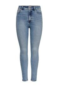 Skinny jeans Mila high waist ankle