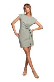 Sukienka z supłem na boku