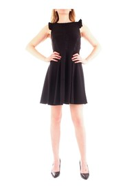 FRACOMINA FR19FP084 DRESS Women BLACK