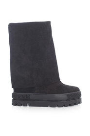 ICONIC RENNA BOOTS W/ WEDGE