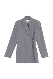 Blazer Melange Suiting