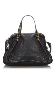 Leather Paraty Satchel