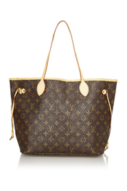 Brugt Neverfull MM Canvas