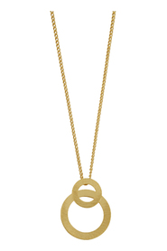 Necklace Theia Open Dot