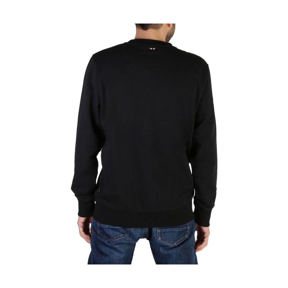 Black Sweatshirt BOVICOC_NP0A4E1V | Napapijri | Hoodies  sweatvesten | Heren winter kleren