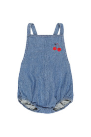 Cherry coverall