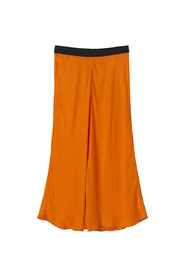 Satin skirt BY MALENE BIRGER