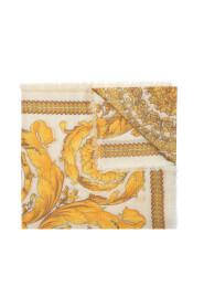 Baroque motif scarf