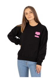 Silicon Patch Sweatshirt