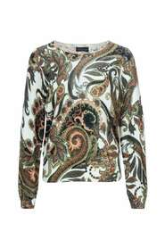 Pullover Paisley