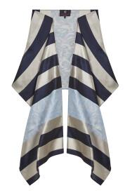 Ember shawl