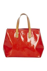 Pre-owned Vernis Reade PM Leather