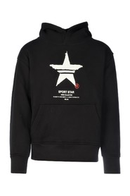 HAND PAINTED SPORT STAR hoodies