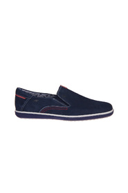 Sporty Moccasin Nubuck