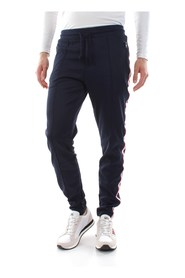 TOMMY JEANS DM0DM05500 TRACK PANT PANTS LONGWEAR Men BLACK IRIS