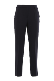 STRETCH FABRIC TROUSERS