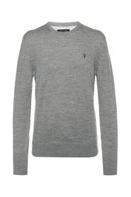 Sweter z wyszytym logo 'Mode'