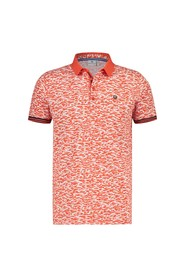 Polo Print Red (KBIS19 - M71 - Red)