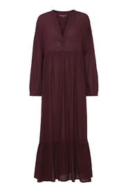 Cara Long Dress-Moonless Night-S