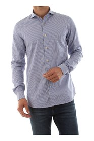 AT.P.CO A186NETTUNO A178 SHIRT Men White / Blue