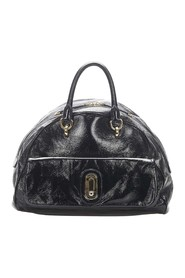 Patent Leather Satchel