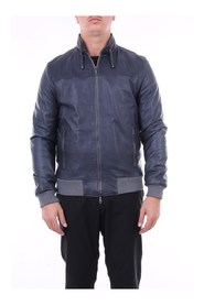 BOSTONFLAVIO Leather jacket