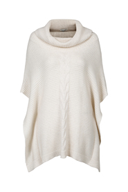Creme Haust Collection poncho