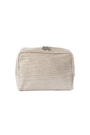 Lulu`s Toilet bag-light grey.