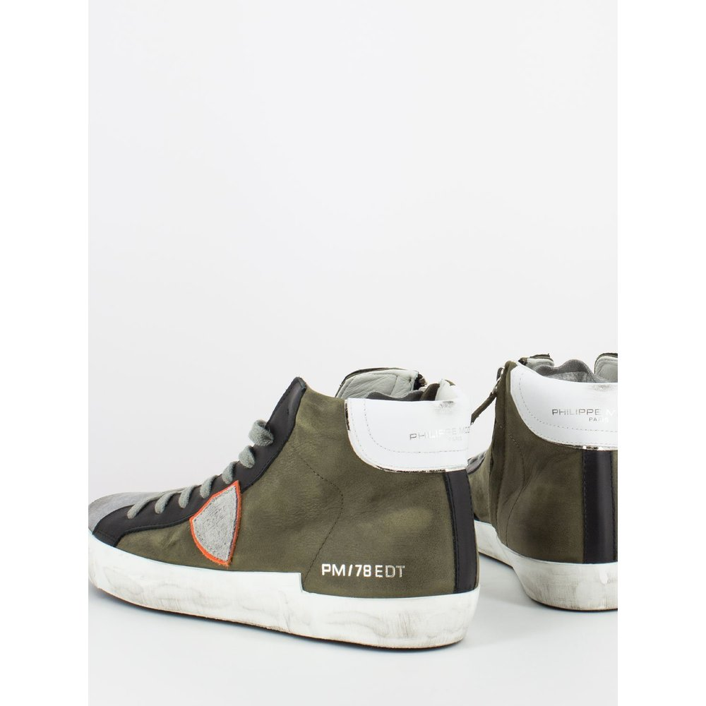 Green Prsx mixage | Philippe Model | Sneakers | Herenschoenen