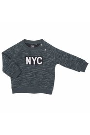 Petit by Sofie Schnoor - Sweatshirt, NYC - Green