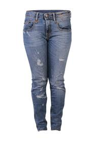 Distressed Skinny Jeans -Pre Owned Condition Very Good