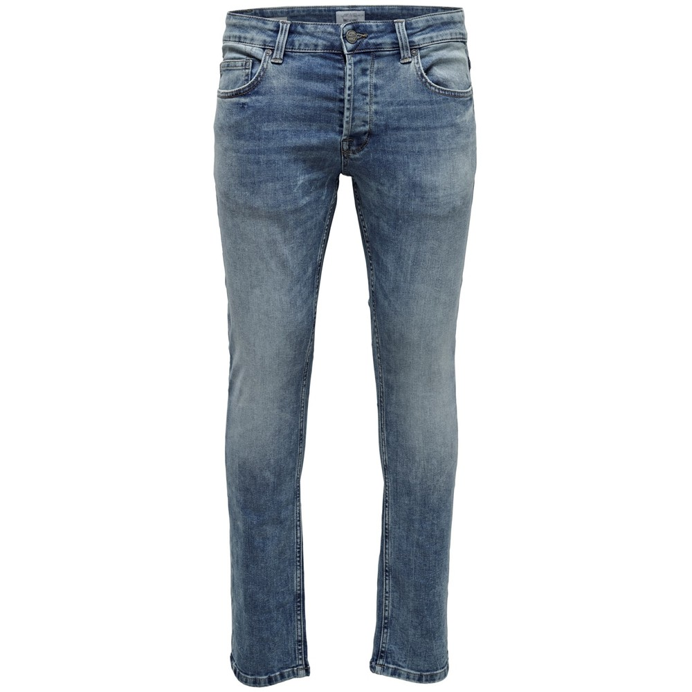 Jeans weft