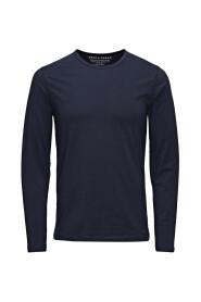 T-skjorte Basic Langermet