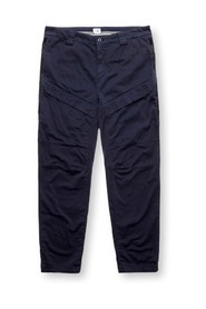 CARGO TROUSERS WITH SIDE WAVES