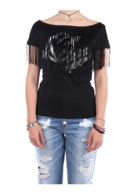 W4H42-01-E1951 Short sleeve Blouse