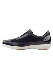 Blå Klaveness Frida Shoe Sko, BN 685