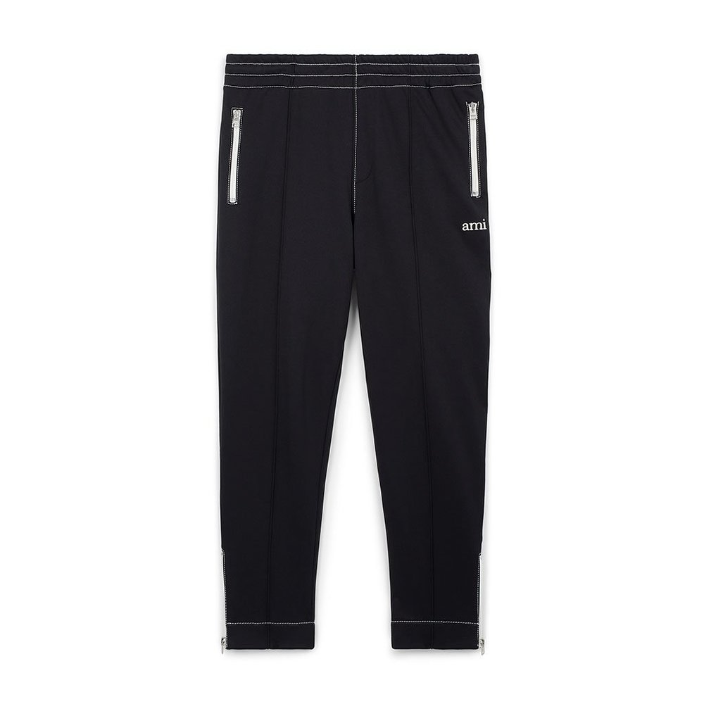 Trackpants With Zipped Pockets