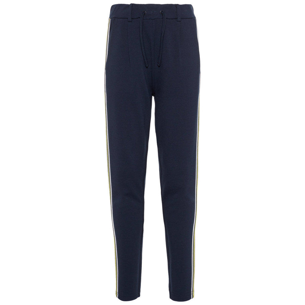 Trousers casual drawstring